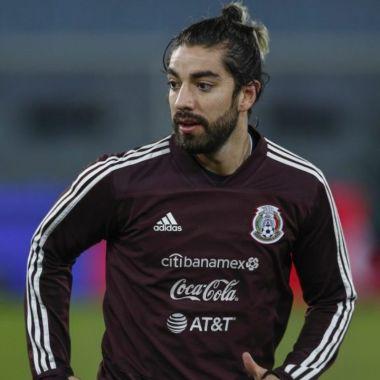 Copa Oro 2021 Rodolfo Pizarro refuerzo