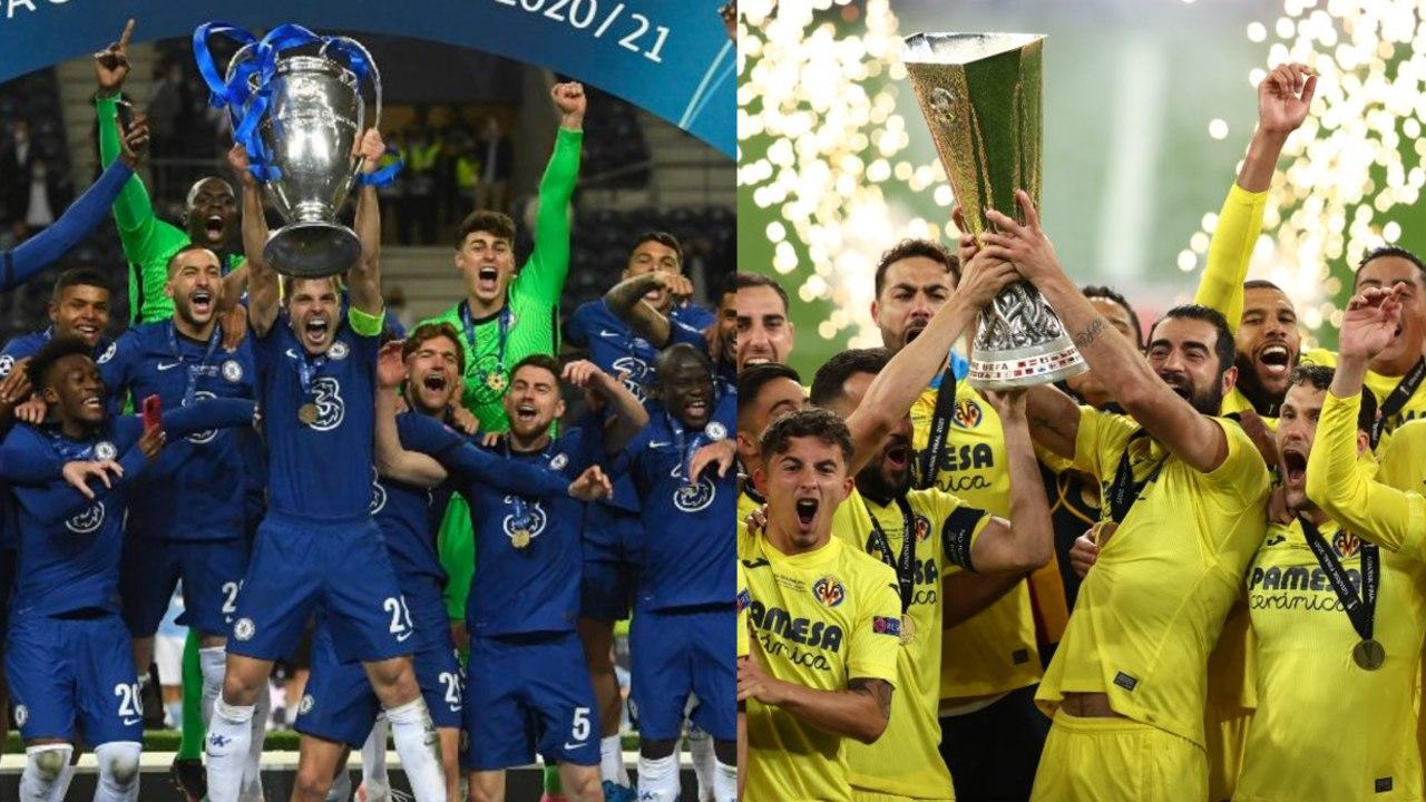 ¿Dónde y a qué hora ver la Supercopa de Europa entre Chelsea y Villarreal_