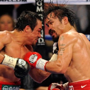 Manny Pacquiao victorias mexicanos