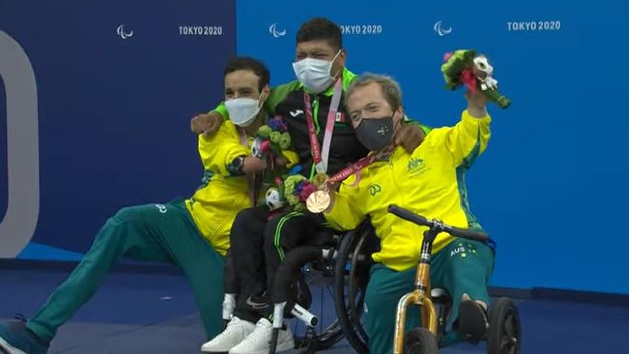 Jesús Hernández medalla oro tokyo 2020