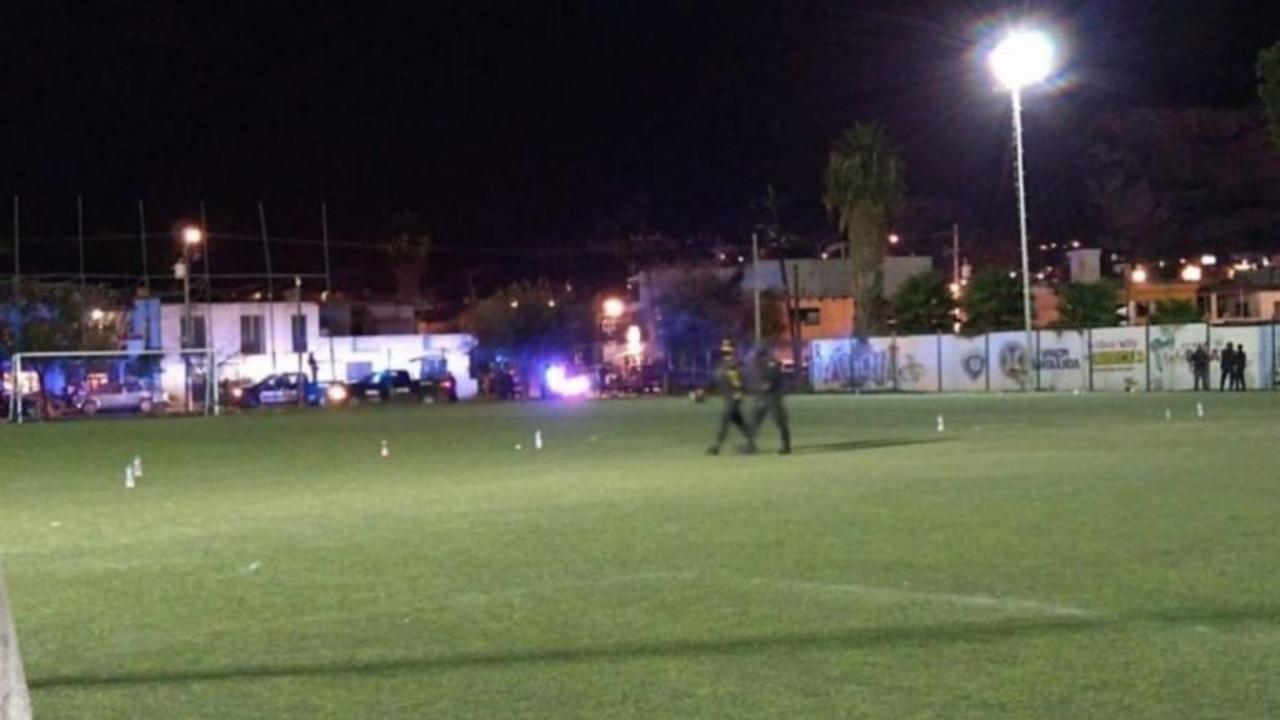 Balacera durante partido de futbol en Nuevo León deja dos heridos