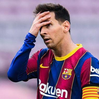 Barcelona anuncia la salida de Lionel Messi