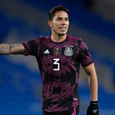 Carlos Salcedo Selección Mexicana