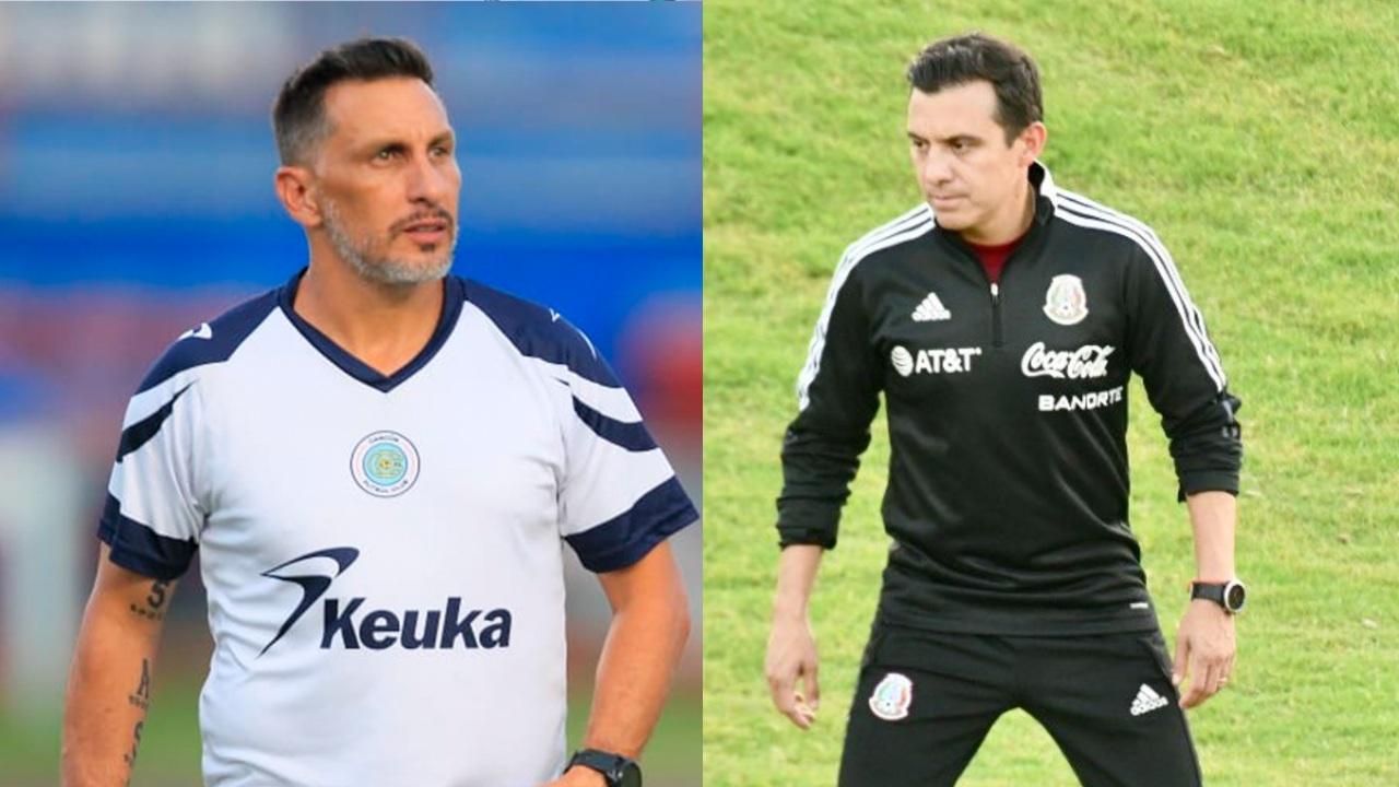 Selección Mexicana Sub 23 técnicod