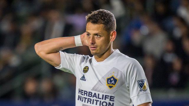 Chicharito Hernández depresión MLS