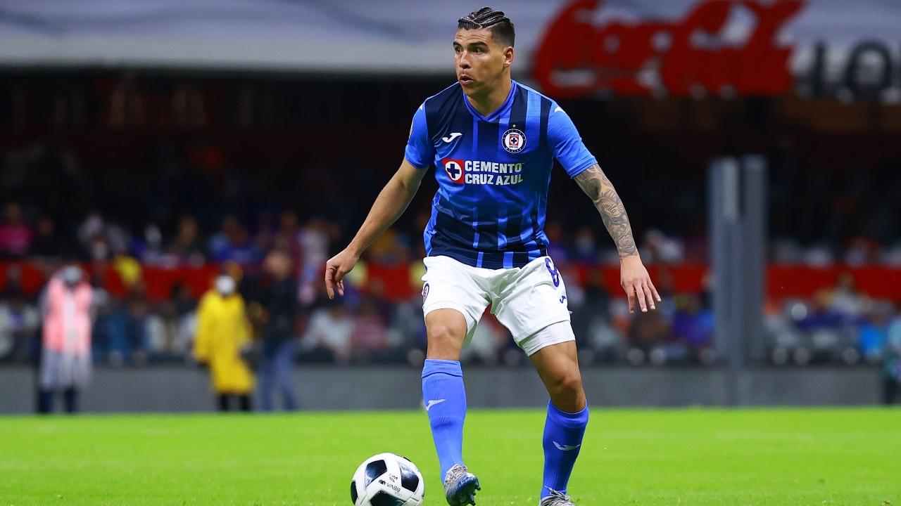 Cruz Azul hoy quick mendoza lesión