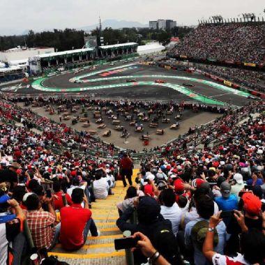 Fórmula 1 2021 gp mexico cambio fecha