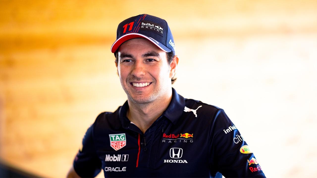 Sergio Checo Pérez Red Bull