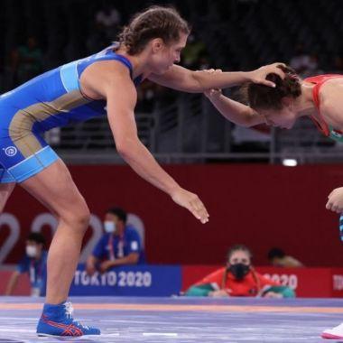 Lucha Olímpica Jane Valencia Tokyo 2020