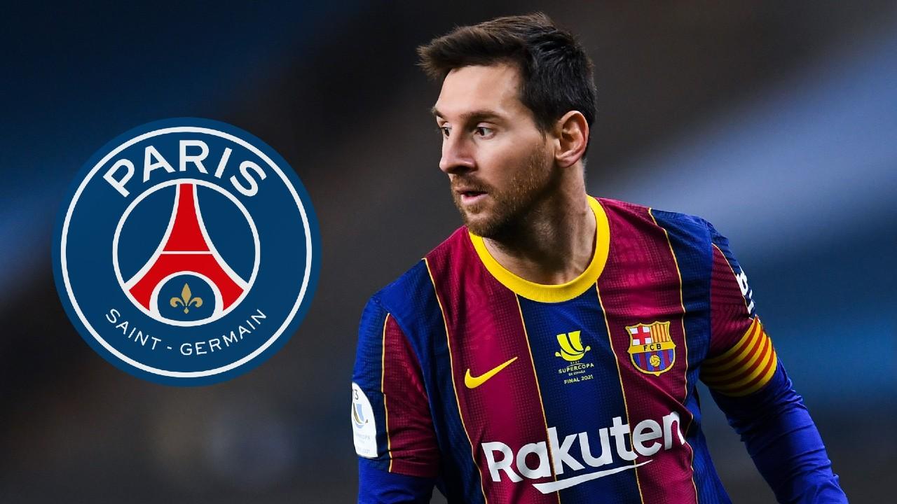 Leo Messi PSG barcelona fichaje refuerzo