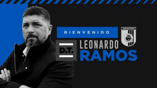 Liga BBVA MX Leonardo Ramos Gallos Blancos de Querétaro