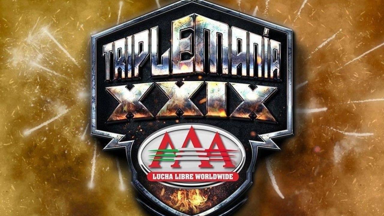 Lucha Libre AAA_ ¿Dónde y a qué hora ver Triplemania 29_