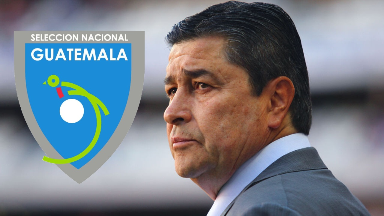 Luis Fernando Tena selección guatemala futbol