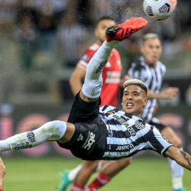 Copa Libertadores 2021 Matías Zaracho