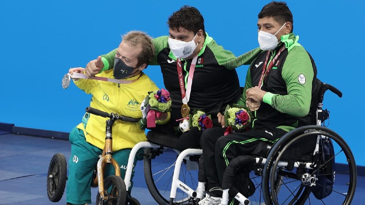 tokyo 2020 mexico medallas 300 juegos paralímpicos