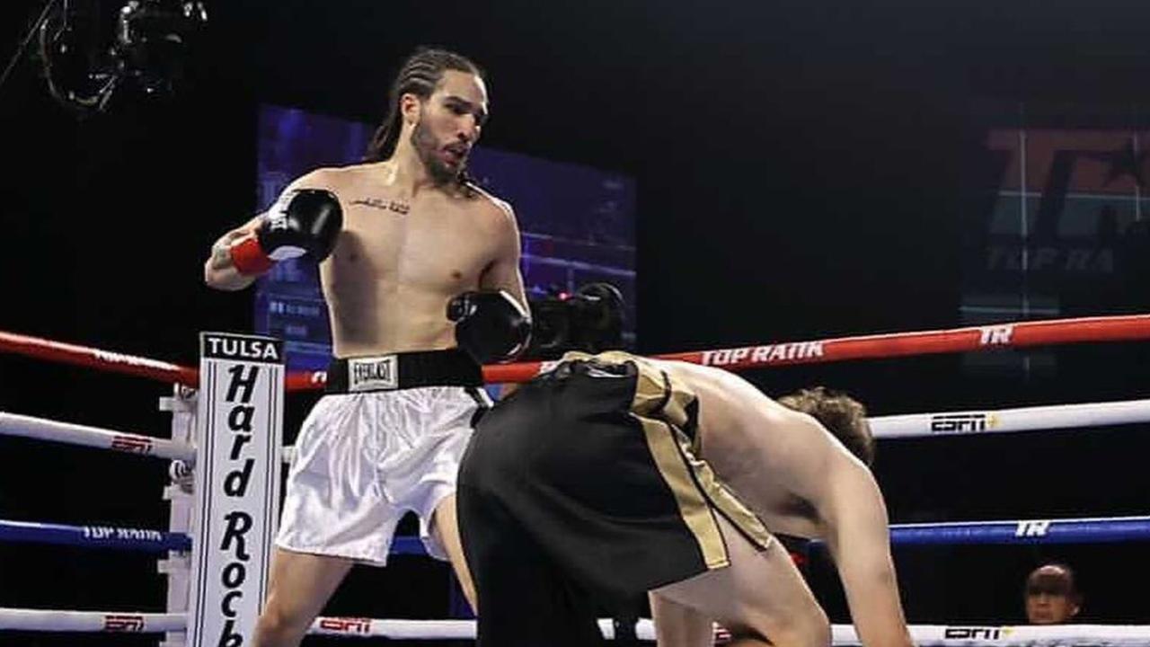 Nico Ali nieto Muhammad Ali