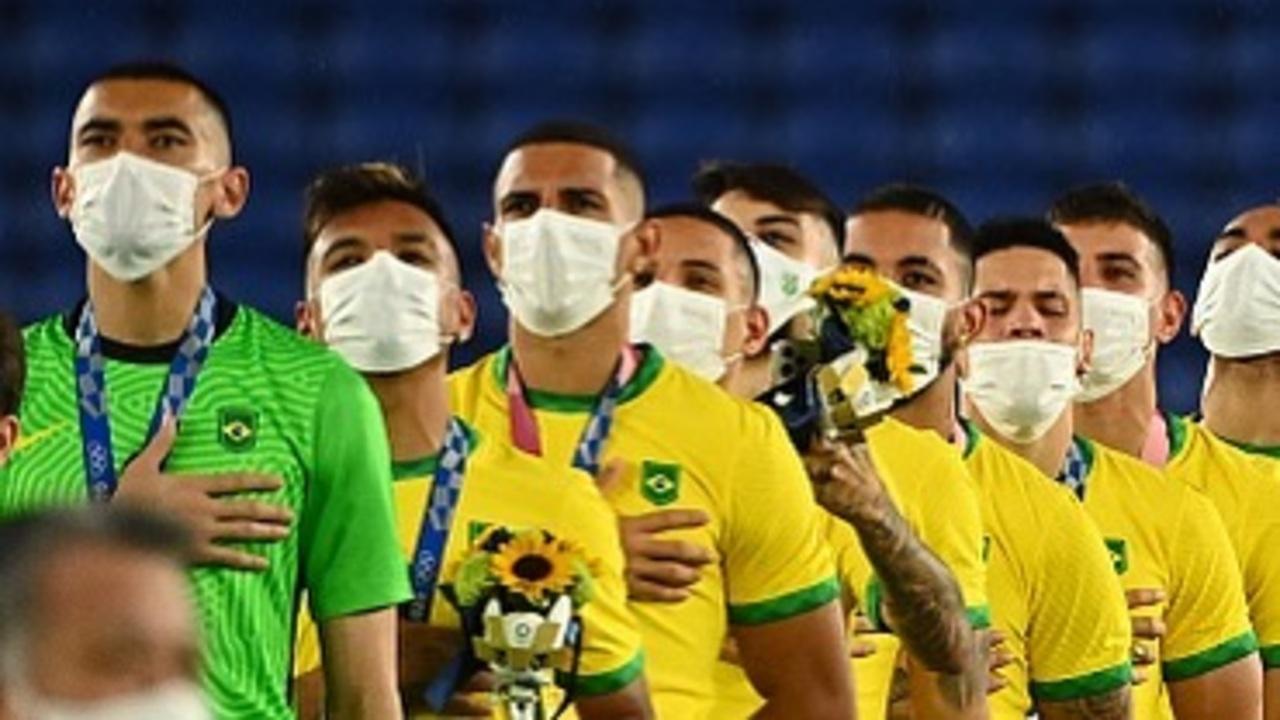 pele selección brasileña olimpica tokyo 2020 medalla de oro