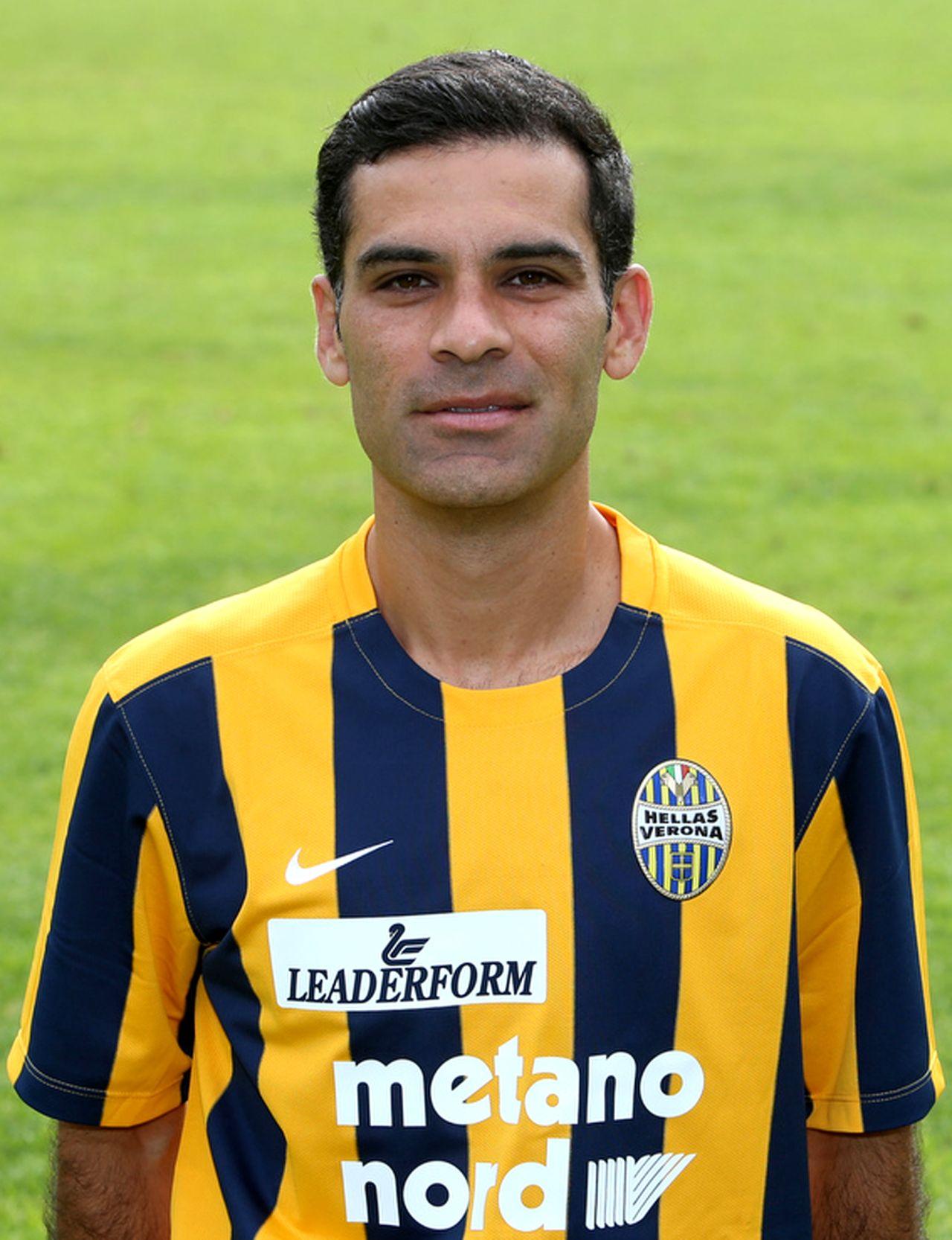 Rafa Márquez mexicano Serie A