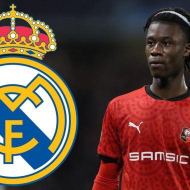 Real Madrid fichaje eduardo camavinga