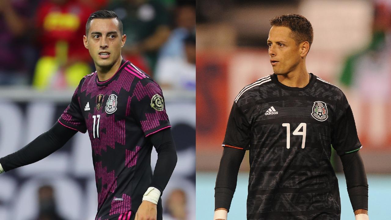 Selección Mexicana Rogelio Funes Mori
