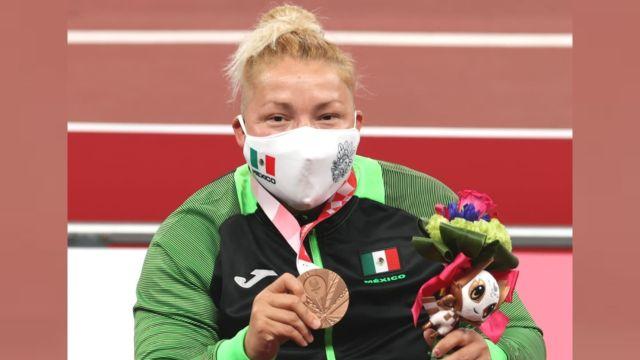 Tokyo 2020 Rosa María Guerrero Juegos Paralímpicos