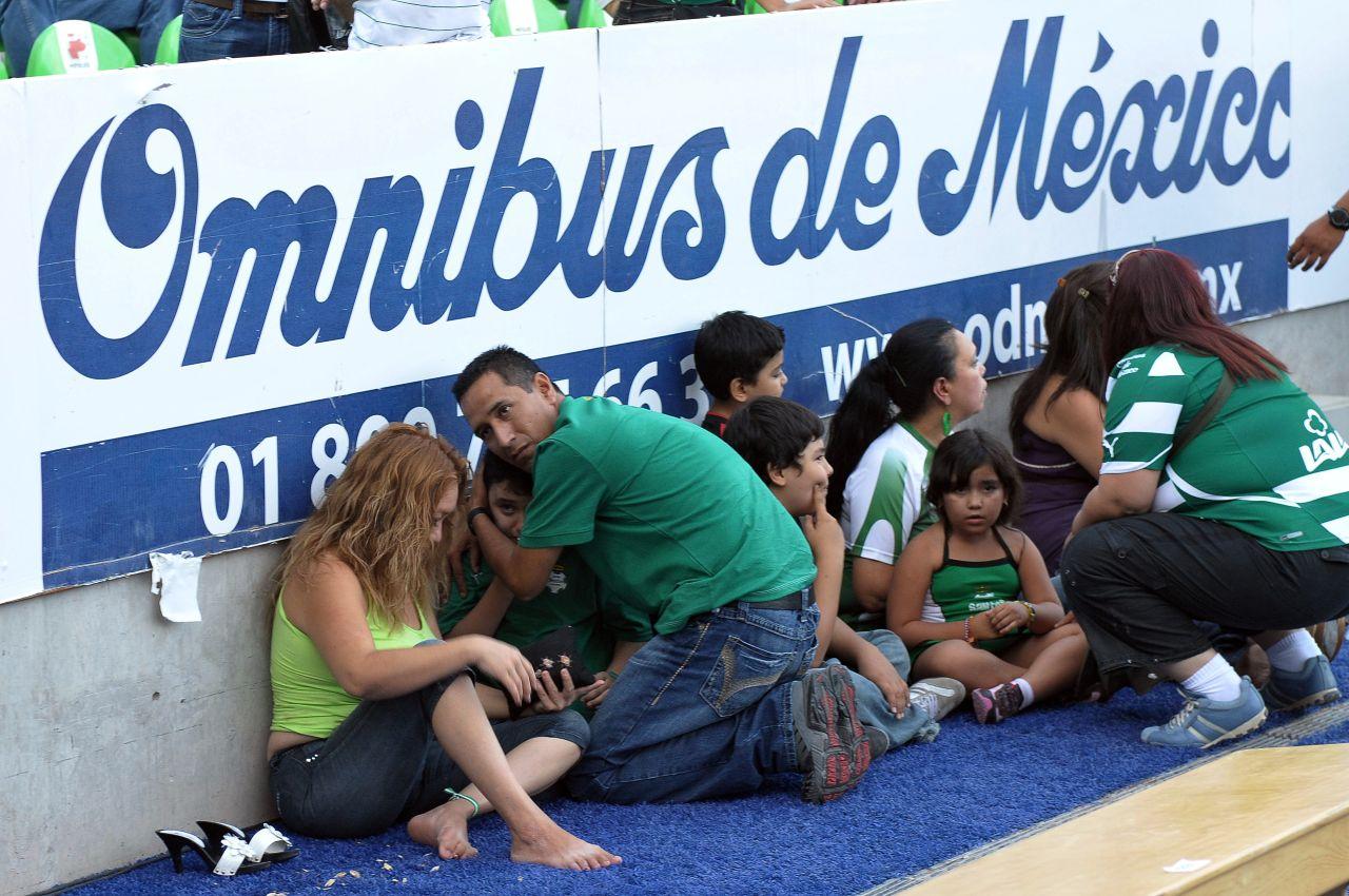 Liga BBVA MX balacera Torreón