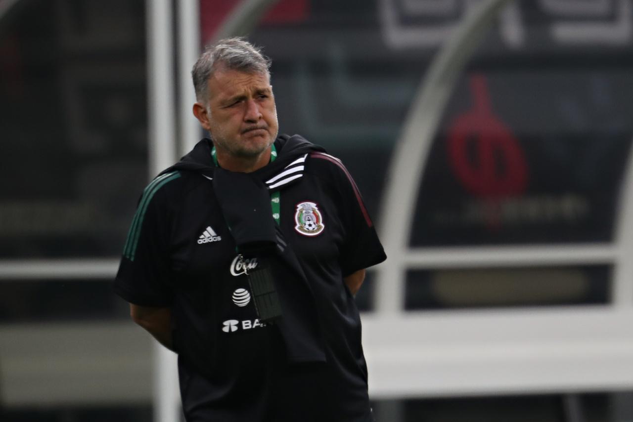 Selección Mexicana Tuca Tata Martino