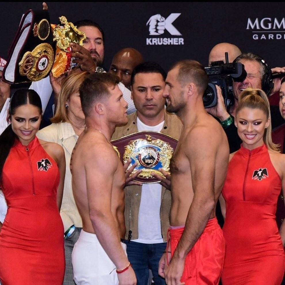 Sergey Kovalev canelo Álvarez boxeo pelea