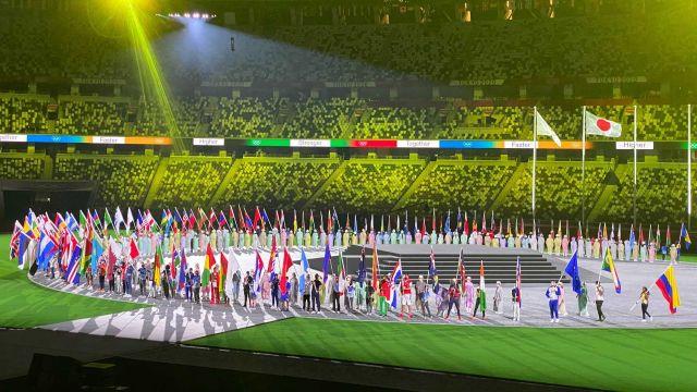Tokyo 2020 ceremonia clausura