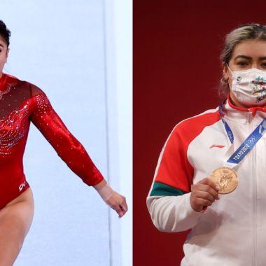 Tokyo 2020 atletas mexicanos