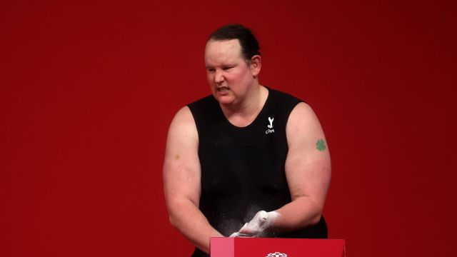 Tokyo 2020 Laurel Hubbard atleta transgénero