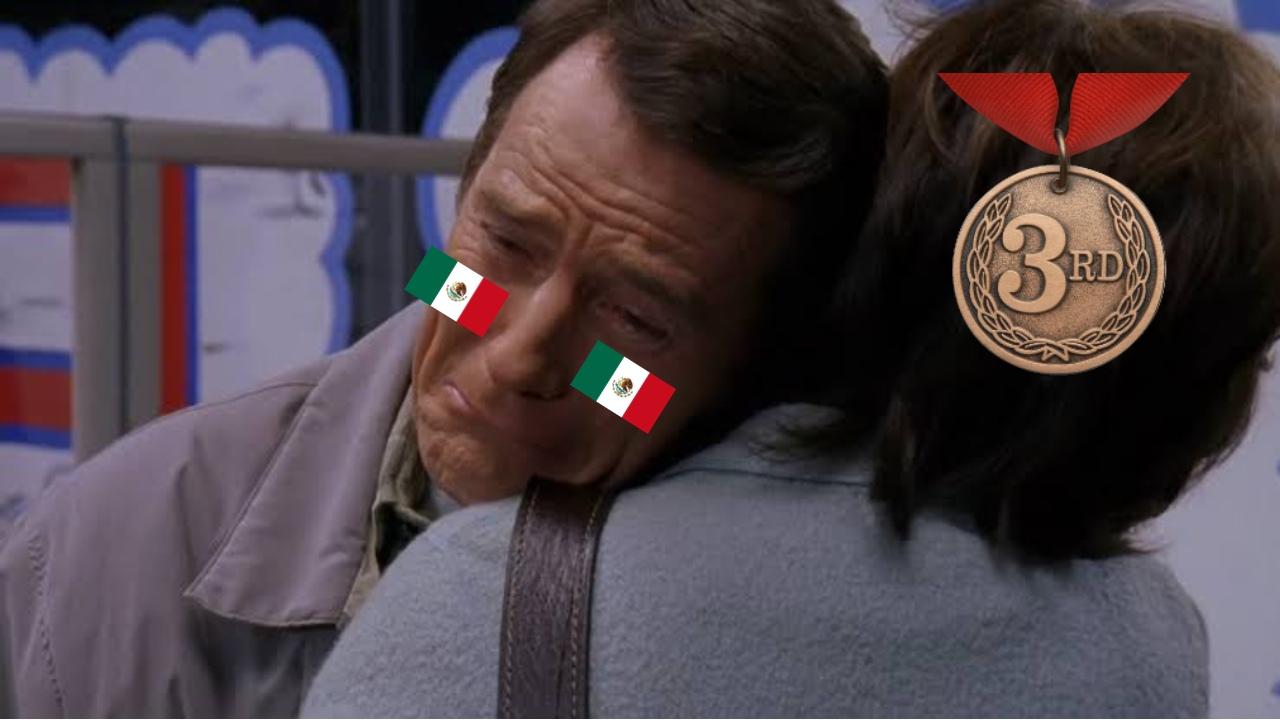 Selección Mexicana Olímpica Brasil memes