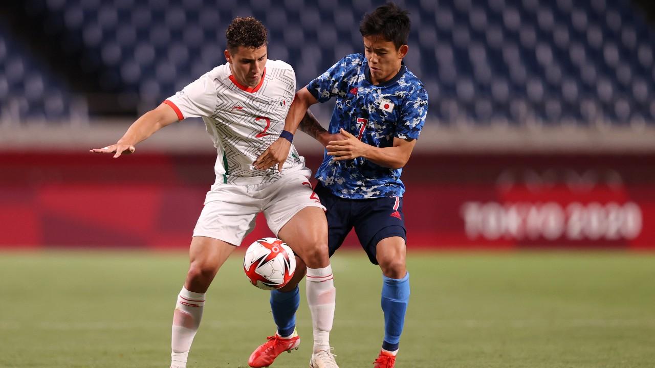 Cuándo juega la Selección Mexicana Olímpica tokyo 2020t