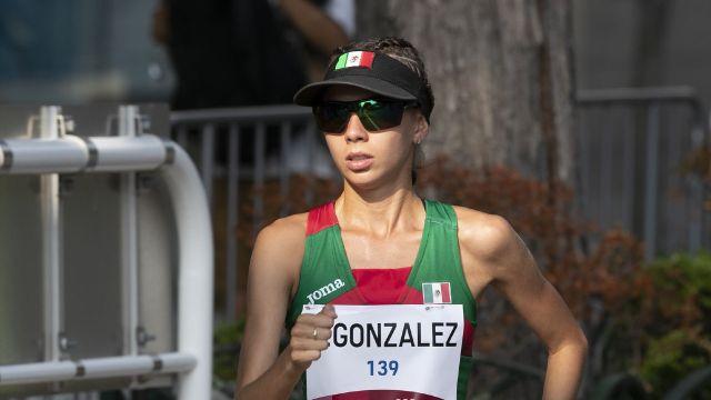Tokyo 2020 Alegna González