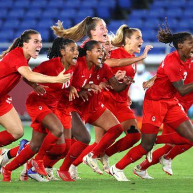 tokyo 2020 futbol femenil canadá suecia