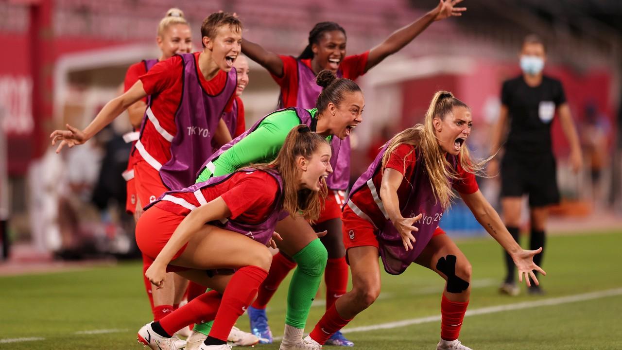 calendario tokyo 2020 futbol femenil canada suecia
