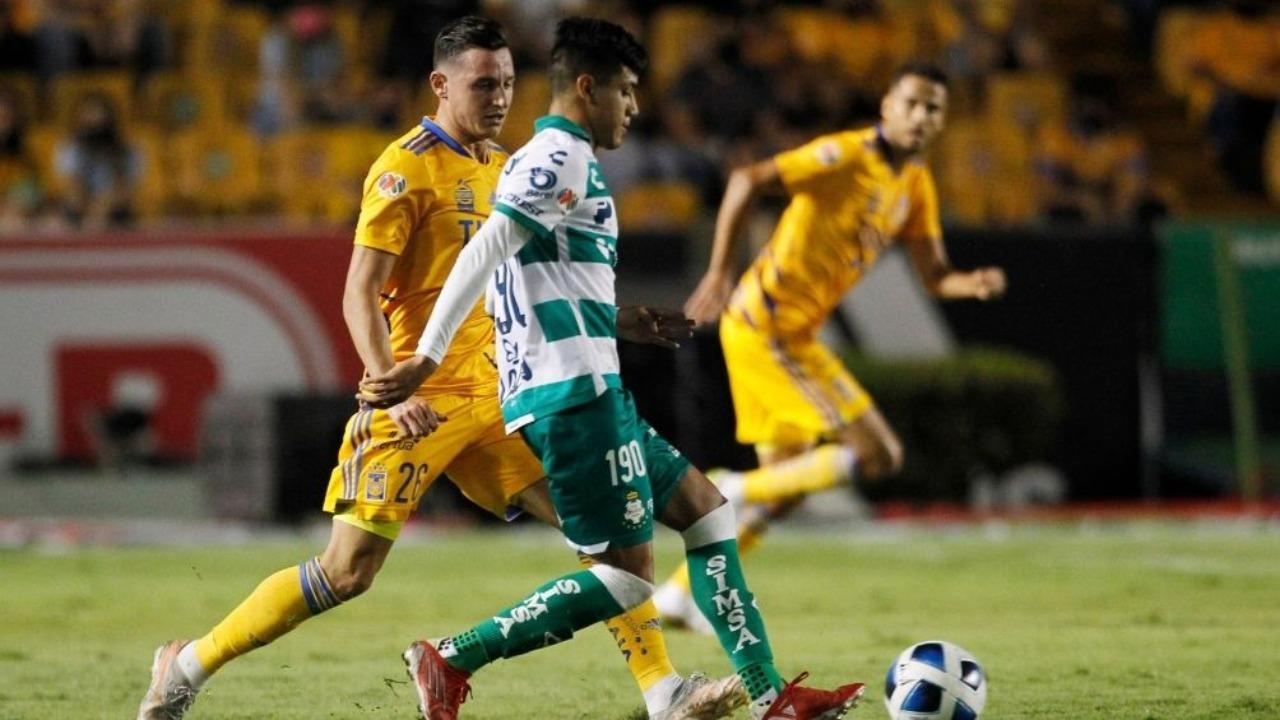 Omar Campos lesión Liga BBVA MX