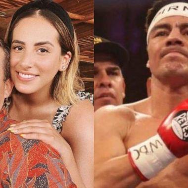 Hija de Julio César Chávez y Travieso Arce
