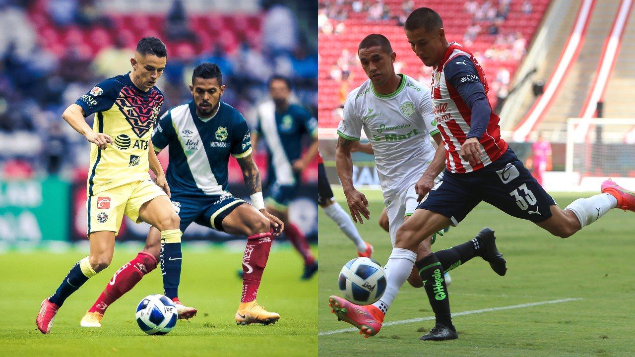 Liga BBVA MX jornada 3