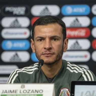 Jaime Lozano selección mexicana