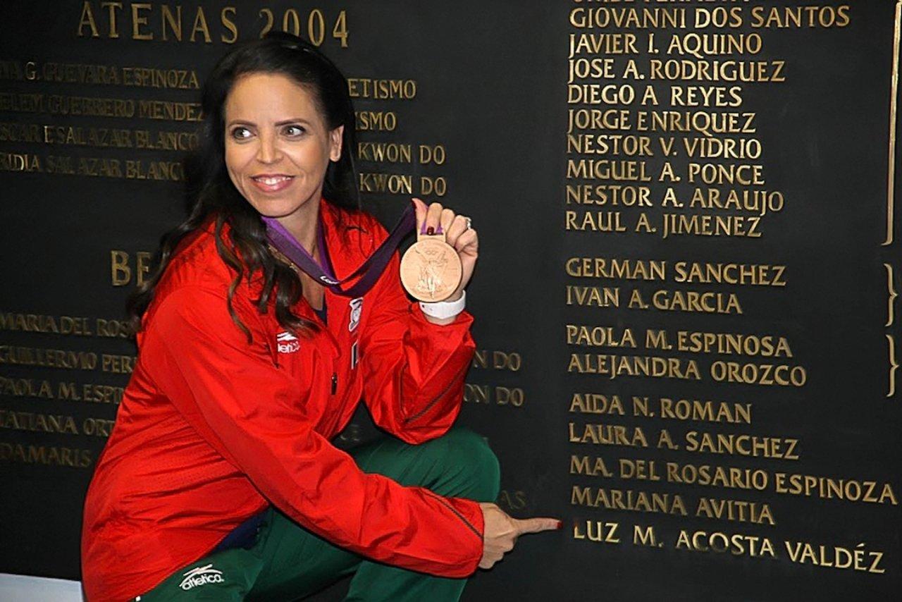 Luz Acosta Londres 2012