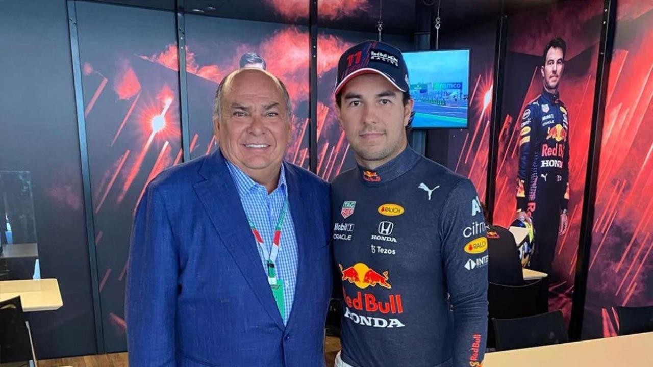 Fórmula 1 papá checo Pérez Cancún