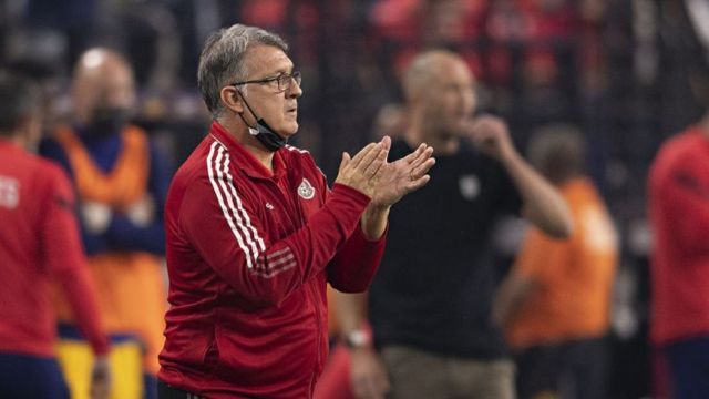 Gerardo Tata Martino Selección Mexicana