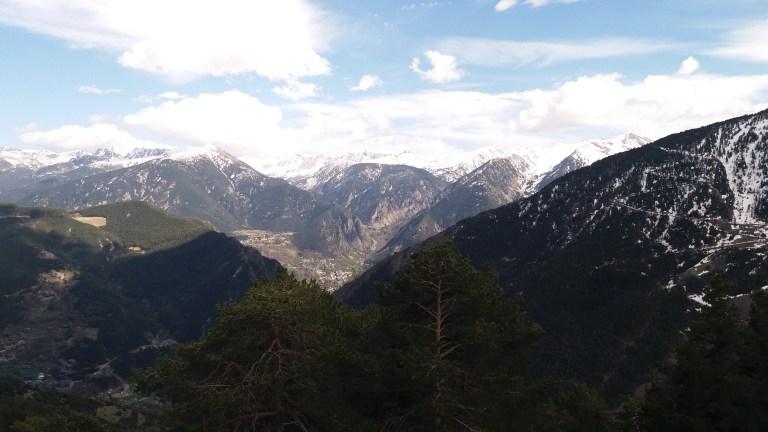 Ruta y presupuesto para 4 días en Andorra (con Caldea incluida)
