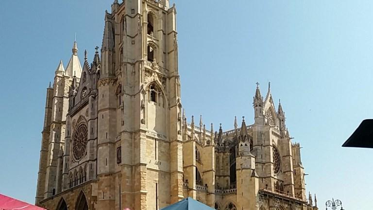 León | La más francesa de todas las catedrales españolas