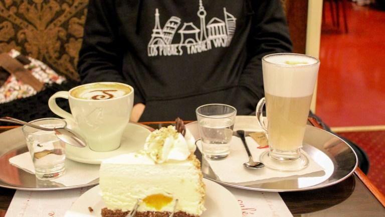 Una ruta por los cafés de Praga