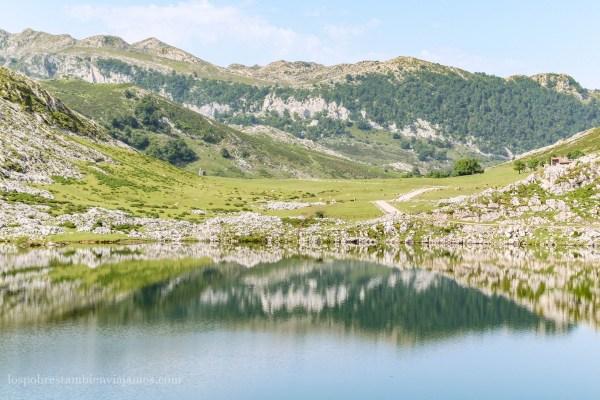 Excursión a los Lagos de Covadonga por libre – y ruta senderista circular.