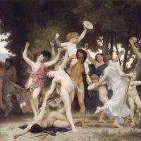 Saturnalia, Festividad Romana del Solsticio de Invierno