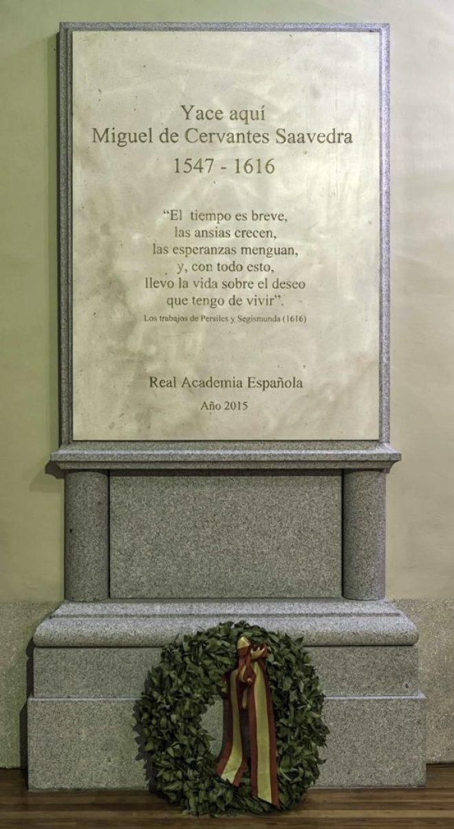 Cervantes Inmortal
