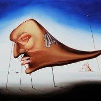 Dalí en 3D: La Obra del Genio de Figueras Vista desde Dentro